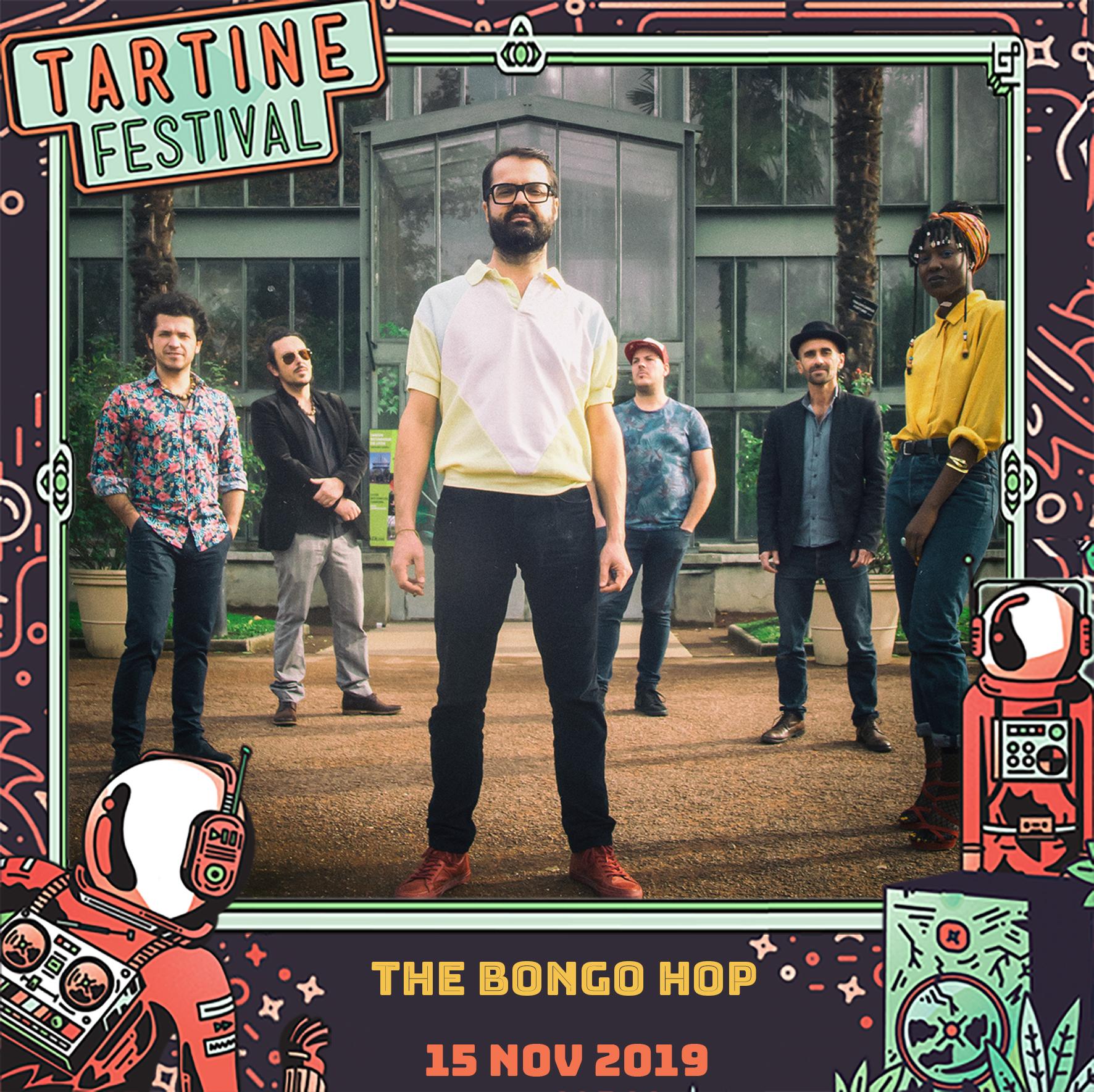 visuel bongo hop